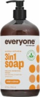 Everyone Men's Cedar Citrus Soap