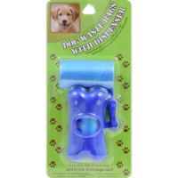 Lami Dog Waste Bags with Dispenser