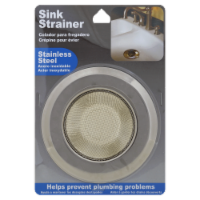 Lami Stainless Steel Sink Strainer - Silver