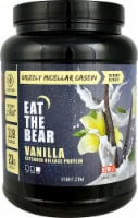Eat The Bear  Grizzly Micellar Casein   Vanilla