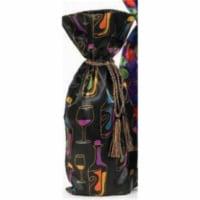 Joann Marie Designs Printed Wine Bag - Bottles Pack of 12