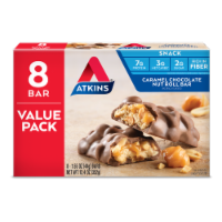 Atkins Caramel Chocolate Nut Roll Value Pack
