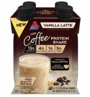 Atkins Iced Coffee Vanilla Latte Protein Shake