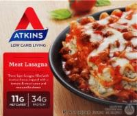 Atkins Meat Lasagna