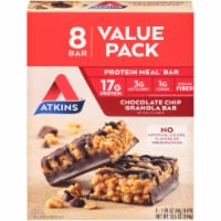 Atkins Chocolate Chip Granola Bars