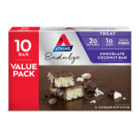 Atkins Endulge Chocolate Coconut Treat Bars