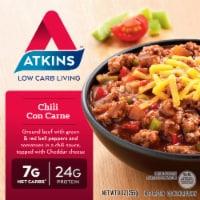 Atkins Chili Con Carne - 9 oz