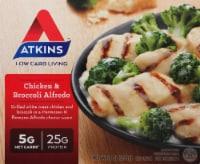 Atkins Chicken & Broccoli Alfredo