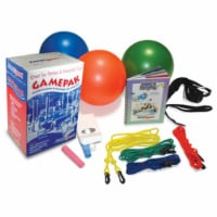 JumpSport JS-GP-018 Game and Party Pak