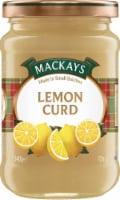 Mackays Lemon Curd - 12 oz