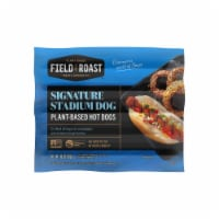 Field Roast Signature All-American Plant-Based Hot Dogs - 6 ct / 10 oz
