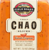 Field Roast Tomato Cayenne Chao Slices
