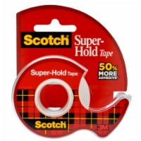Scotch® Super Hold Tape - Clear