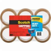Scotch  Packaging Tape 3850T6 - 1