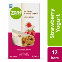 ZonePerfect Strawberry Yogurt Bars