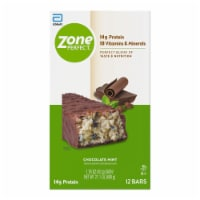 ZonePerfect Chocolate Mint Nutrition Bars - 12 ct / 1.76 oz