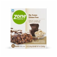 ZonePerfect Oatmeal Chocolate Chunk Nutrition Bars
