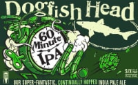 Dogfish Head 60 Minute IPA Beer 6 Cans