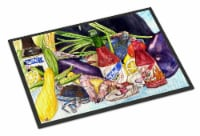 Crystal Hot Sauce with Seafood Indoor or Outdoor Mat 18x27 - 18Hx27W