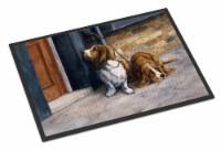 Bassets Basset Hound Indoor or Outdoor Mat 18x27 - 18Hx27W