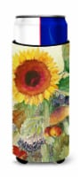 Autumn Flowers I by Maureen Bonfield Ultra Beverage Insulators for slim cans - Slim Can