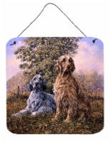 Setters by Michael Herring Wall or Door Hanging Prints - 6HX6W