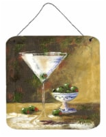 Olive Martini by Malenda Trick Wall or Door Hanging Prints - 6HX6W