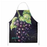 Carolines Treasures  MW1263APRON Welchs Grapes Apron - Large