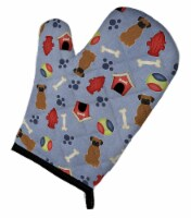 Carolines Treasures  BB2730OVMT Dog House Collection Brindle Boxer Oven Mitt - Large