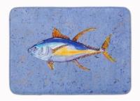 Carolines Treasures  8535RUG Tuna Fish Machine Washable Memory Foam Mat