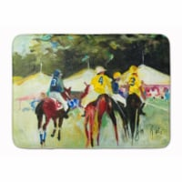 """Polo at the Point Machine Washable Memory Foam Mat - 19 X 27"""""""