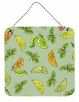 Lemons, Limes and Oranges Wall or Door Hanging Prints