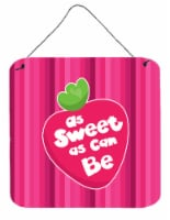 Stawberry As Sweet as Can Be Wall or Door Hanging Prints - 6HX6W