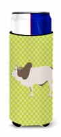 Malvi Cow Green Michelob Ultra Hugger for slim cans - Slim Can