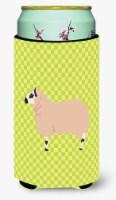 Kerry Hill Sheep Green Tall Boy Beverage Insulator Hugger - Tall Boy