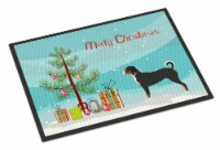 Appenzeller Sennenhund Christmas Indoor or Outdoor Mat 24x36