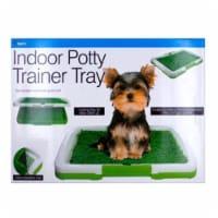 Duke's Indoor Potty Trainer Tray - 1