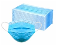 3 Layer Disposable Face Masks for Adults ( Pack of 50) - 1