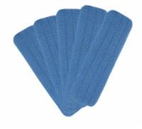 MicroFiber Swivel Mop Pad Refill, 5 pack