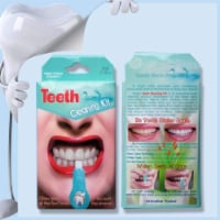 One Minute White Teeth Cleaning Kit - 1