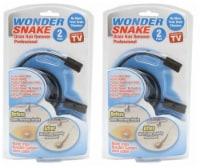 Wonder Snake - Drain Hair Removal Tool (2 Pack) - 1