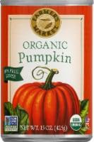 Farmer's Market Organic Pumpkin