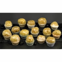 Gracian Goats Milk TS-16 Cupcake soap with sponge - Tuberose - 1