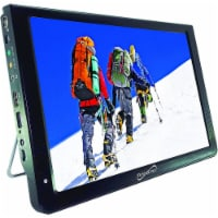 Supersonic SC2812 12 inch LED Display with Digital TV Tuner - 1