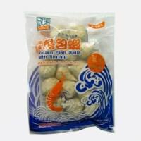 Formosa Yay Frozen Shrimp Fish Balls