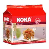 Koka Delight Spice Sesame Flavor Steamed & Baked Instant Non-Fried Noodles