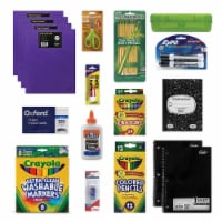 One-Click School Supply Kit for Grades K-2