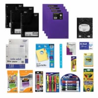 One-Click School Supply Kit for Grades 6-8