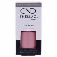 CND Shellac Nail Color  Pink Pursuit Nail Polish 0.25 oz - 0.25 oz