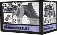 Brooklyn Bean Roastery Brooklyn Bridge Blend Single-Serve Cups